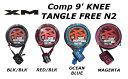 XM TANGLE FREE N2 Comp Lite 9' KNEE タングルフリー リーシュコード コンプ9フィート 膝用 サーフィン ロングボード