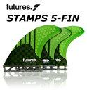 送料無料★FUTURES FIN TIM STAMPS RTM HEX V2 5FIN フューチャーフィン ティム・スタンプス