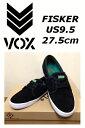 送料無料★VOX FISKER ヴォックス フィスカー SHOES シューズ メンズ スニーカー スケートボード