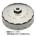 KTC カップ型オイルフィルタレンチ 内寸66.5mm 外径74mm 形状14角 AVSA-067 STRAIGHT/02-2426 (KTC/ケーティーシー)