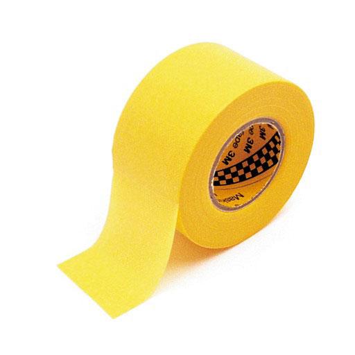 スリーエム(3M) マスキングテープ 巾30mm 長さ18m 243J Plus 入数/4巻 STRAIGHT/03-0030 (3M/スリーエム)