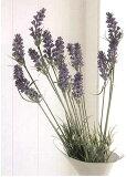 【ラベンダー・ロング】 ・イミテーショングラス・造花・ナチュラルかわいい・可愛い・プレゼント・造花・