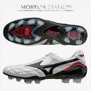 モレリア ウェーブ ミズノ サッカー スパイク ホワイト 白 MORELIA WAVE 12KP90109 MIZUNO