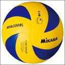 ミカサ 鈴入りバレーボール5号 MVA300BL MIKASA バレーボール5号球 【★BO】