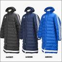 アディダス エース TIRO15 ロングダウンコート ABR09 adidas ベンチコート 【あす楽】