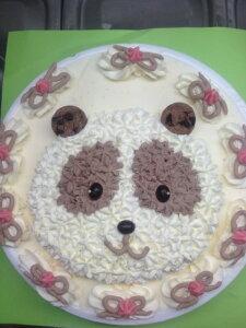 アイスケーキ・ラッキーパンダ
