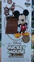 【Disney】ディズニーキャラクターズ ワールドコレクタブルフィギュア story.05「ミッキー&フレンズ」MEGAワールドコレクタブル(ブロンズ胸像)銅像 レア
