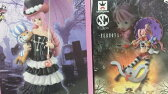 【ワンピース】 ゴーストプリンセス・ペローナ DXフィギュア 2個セット【ONE PICE】
