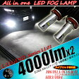 L-LEGEND LL01 8000LM (4000LMx2) LEDフォグランプ ハイビーム【H8 H11 H16 HB3 HB4】ホワイト
