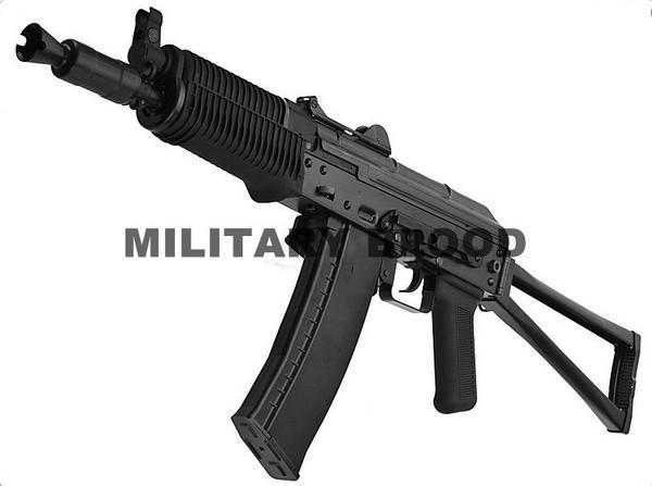 WE製 AK74UN オープンボルト ガスブローバック BK
