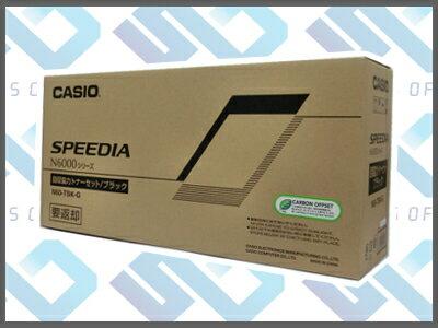 カシオ純正品N60-TSK-GブラックトナーN6000/N6100 【CASIO純正】愛らしいです