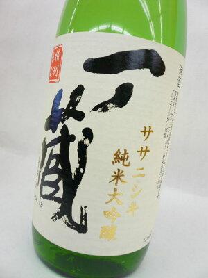 一ノ蔵ササニシキ純米大吟醸720ml