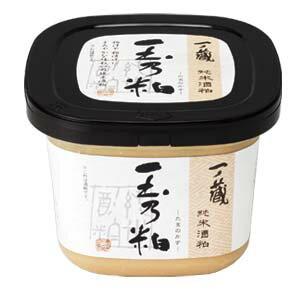 一ノ蔵純米酒粕玉乃粕(たまのかす)900g