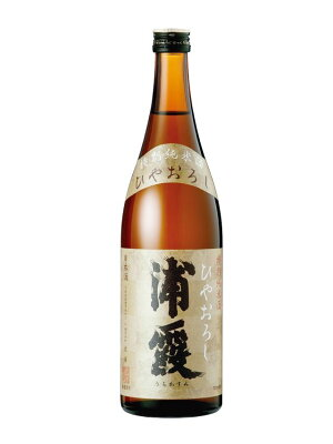 浦霞ひやおろし特別純米酒720ml【クール便】