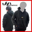 【あす楽対応】 ハタケヤマ 限定 フリース パーカー HF-FP17 アウター トップス パーカ ファッション 野球用品 スワロースポーツ