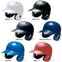 ミズノ 軟式用 ヘルメット 両耳付 打者用 1DJHR101 備品 野球部 軟式野球 野球用品 スワロースポーツ