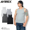 AVIREX(アビレックス) TANK TOP ( WIDE BACK ) デイリー タンクトップワイドバック 61