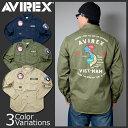 AVIREX(アビレックス) L/S VIETNAM SOUVENIR SHIRT ロングスリーブ ベトナム スーベニア シャツ 6165135