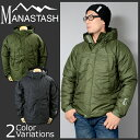 MANASTASH(マナスタッシュ) EP200 PARKA パーカー プリマロフト ジャケット 7162039