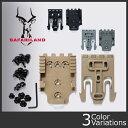 SAFARILAND(サファリランド) Model QLS KIT 1 Quick Locking System Kit (クイック ロッキング システム キット)