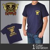 SWAT ORIGINAL(スワットオリジナル) メンズ Tシャツ 半袖 【ミリタリー】 U.S NAVY SEALS(JFK) 6.2oz