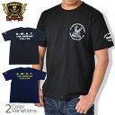 SWAT ORIGINAL(スワットオリジナル) メンズ Tシャツ 半袖 【ミリタリー】 スワット 3ポイント バックプリントTシャツ 6.2oz