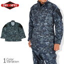 TRU-SPEC BDU ジャケット MID NIGHT DIGITAL(NAVY DIGITAL)(A-990)