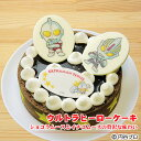 【あす楽】【誕生日ケーキ】ウルトラヒーローケーキ〜ショコラム...