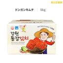 ショッピング江原道 クレンジングウォーター 300ml 江原道ドンガンキムチ 5kg 業務用 酸味有り 韓国産キムチ 白菜キムチ ポギキムチ