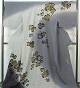 【送料無料】★未着用!美品!★正絹 皇室デザイナー/中村乃武夫作 訪問着★