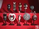 正直屋♪愛知万博 アフリカ館『アフリカンコレクション』10種