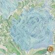 【サンドウオリジナルカラー】リバティプリント タナローン生地(Rose Xanthe/露草tuyukusa/ブルー)ローズ・ザンジー【3635180】【05P29Jul16】