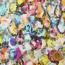 【サンドウ限定復刻色】リバティプリント タナローン生地(Alexandra アレクサンドラ)ピンクパープル【3634186】 リバティ