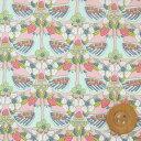 【サンドウオリジナルカラー】リバティプリント タナローン506(Strawberry Feast/ももいちご)ストロベリー・フィースト