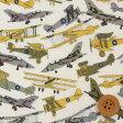 リバティプリント タナローン生地(Tom's Jet トムズ ジェット)カーキ【サンドウ限定復刻色/3631176】【05P29Jul16】