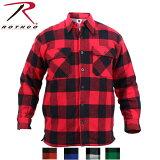 ROTHCOBUFFALO PLAID SHERPA LINED JACKET(ロスコ バファロープレイド フリース ラインド シャツ ジャケット )3739他(3色)