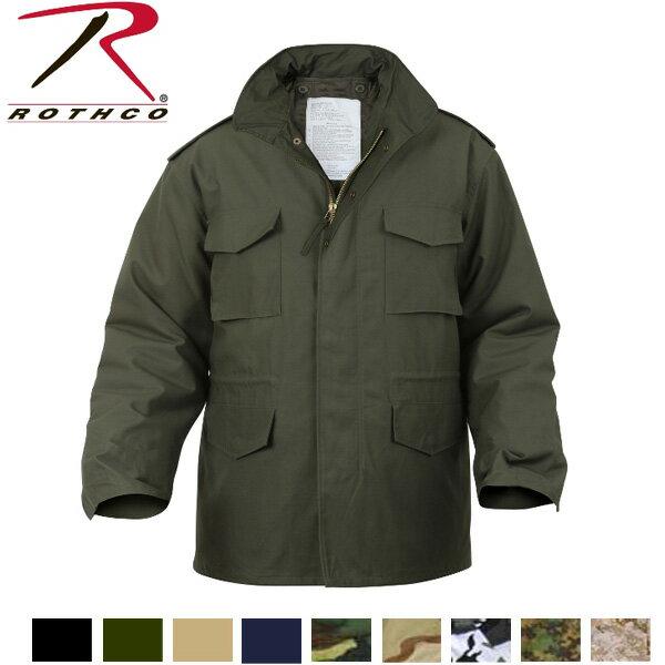 ROTHCO M-65 FIELD JACKETS (ロスコ  M-65 フィールドジャケット)8238他(9色)