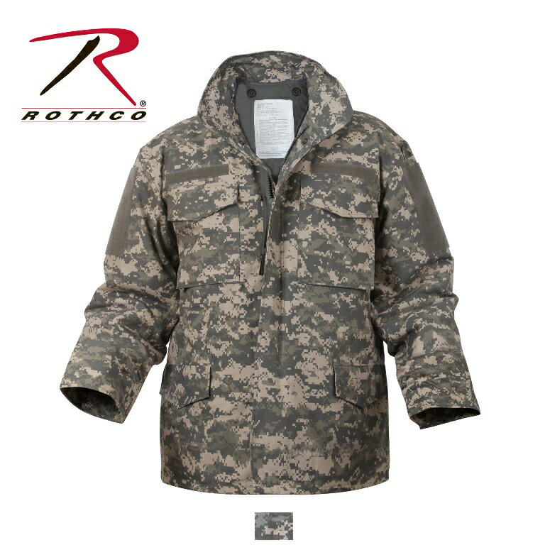 ROTHCO M-65 FIELD JACKET...の商品画像
