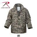 ROTHCO M-65 FIELD JACKETS (ロスコ M-65 フィールドジャケット)8540