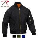 ロスコ ライトウェィトMA-1フライトジャケット(ROTHCO LIGHTWEIGHT MA-1FLIGHT JACKET)6320他(3色)