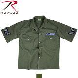 ROTHCO VINTAGE ARMY AIR CORP SHIRT(ロスコ ショートスリーブ シャツ)2875