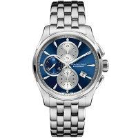 ハミルトンジャズマスターオートクロノグラフ腕時計