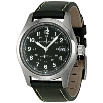 HAMILTON Hamilton カーキフィールドオート 38 mm mens watch H70455863 regular products