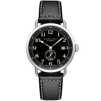 HAMILTON Hamilton watches khaki KHAKI Navy pioneer 40 mm automatic self-winding H78415733 genuine national men's
