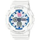 BABY-G ベビージー腕時計BA-120-7BJF 国内正規品 レディース