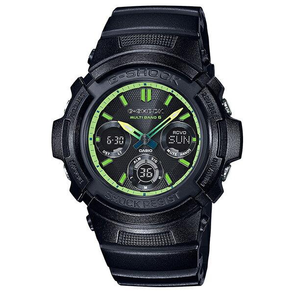 G-SHOCK ジーショック 腕時計AWG-M100SLY-1AJF  国内正規品 メンズ カシオ Gショック 腕時計 メンズ AWG-M100SLY-1AJF  国内正規品 メンズ