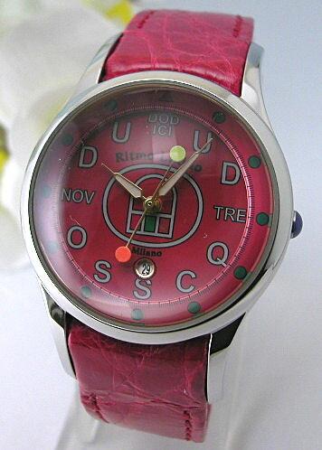 リトモラティーノ 腕時計 FINO フィーノ REGULAR F85DB正規品 個性的なカラーがユニークなイタリアンデザイン リトモラティーノ フィーノ 腕時計