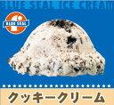 【業務用】ブルーシールアイス アイスクリーム 沖縄限定 4リットル ビッグ 内祝い あす楽 バニラ&クッキー(クッキー&クリーム)