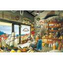 溪川弘行さんの作品をジグソーパズルにしました。ジョー&ロイ釣具店 300-128