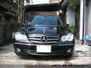 メルセデスベンツ Cクラス W203 フロントグリル 黒 (ブラック) C180 C200 C230 C240 C320 C32AMG